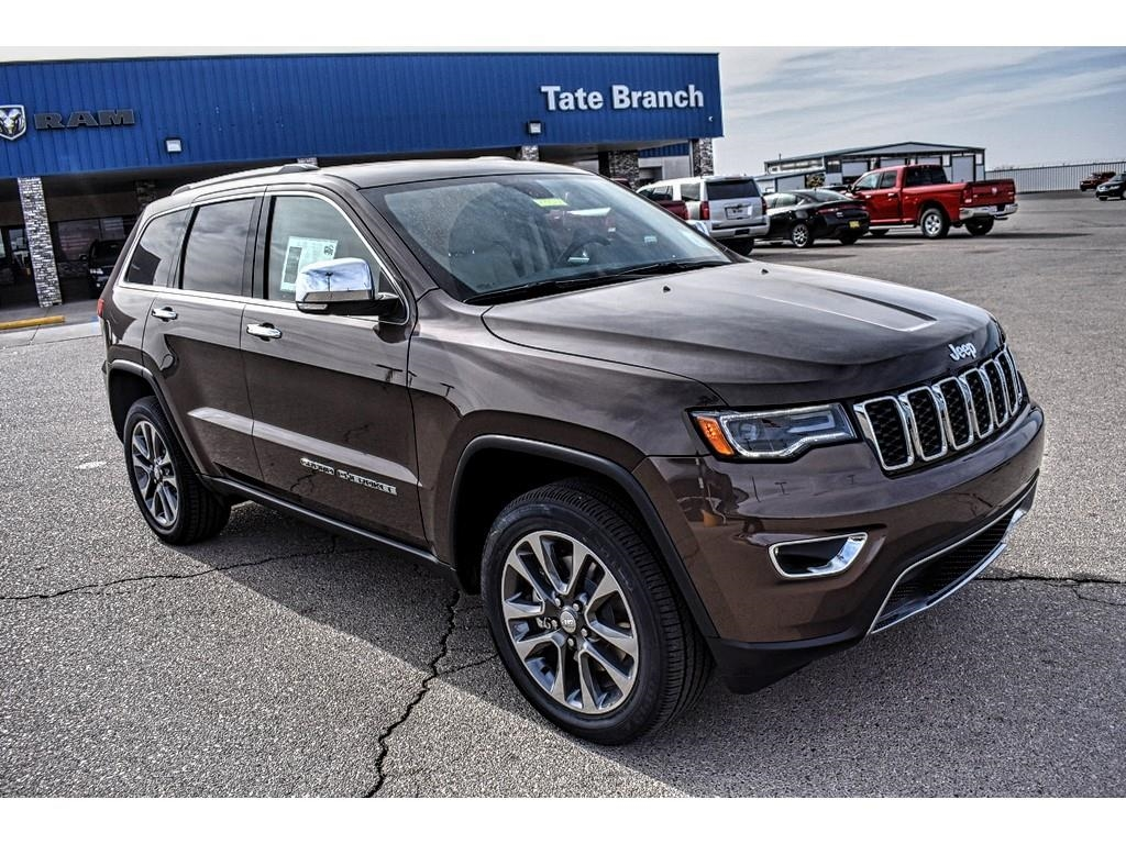 new 2018 jeep grand cherokee limited 4x4 suv in artesia 7357 tate branch auto group. Black Bedroom Furniture Sets. Home Design Ideas