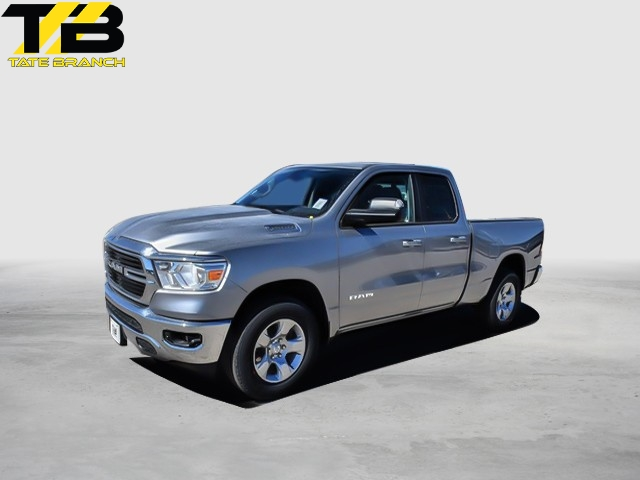 New 2019 Ram 1500 BIG HORN/LONE STAR 4X4 QUAD CAB 6'4 BOX