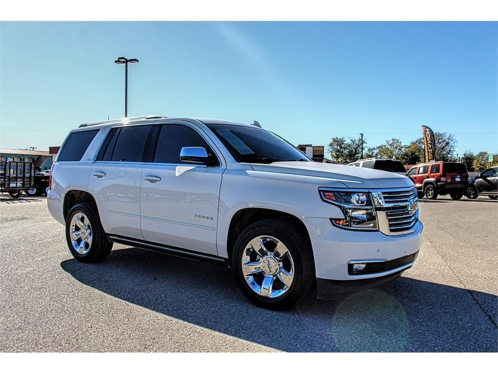 Pre Owned 2015 Chevrolet Tahoe Ltz 4d Sport Utility In Artesia Chevy