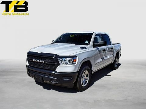 New 2019 Ram 1500 TRADESMAN 4X4 CREW CAB 5'7 BOX